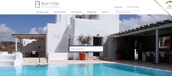 Blue Villas Collection